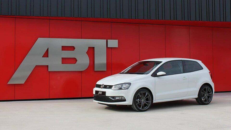 Тюнинг Volkswagen Polo от ателье ABT